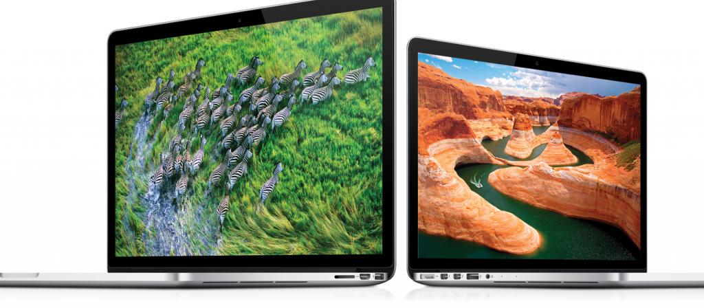 13 inch macbook pro with retina display