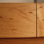 Wooden iPhone Case Back