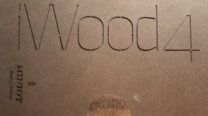 iWood 4 Engraved