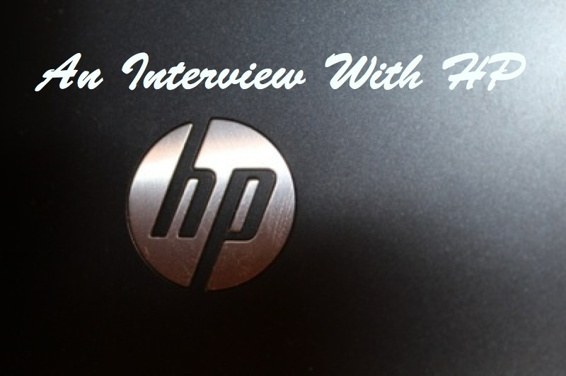 HP Logo Interview customer Support