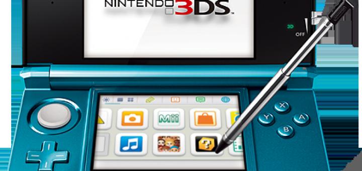 nintendo 3ds console 2ds