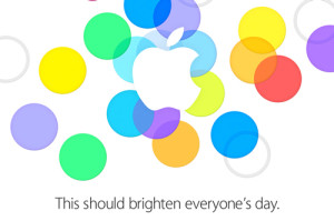 iPhone 5C/5S Invite (This Should Brighten Everyone's Day)