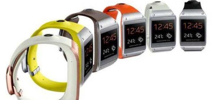galaxy gear sucks - smartwatch colors