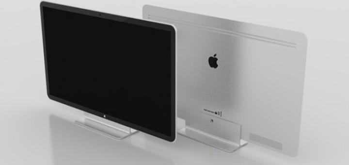 Apple iTV concept sketch