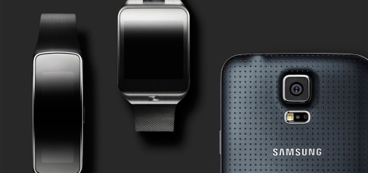 Samsung Galaxy Gear 2 and Gear 2 Fit and Gear 2 Mini with Galaxy S5