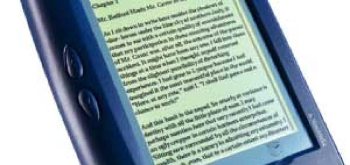 Rocketbook e-reader 1999