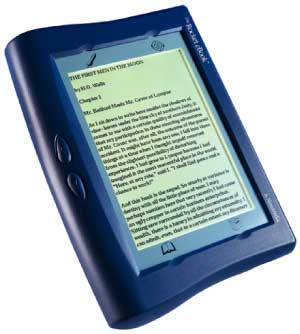 Rocketbook e-reader 1999