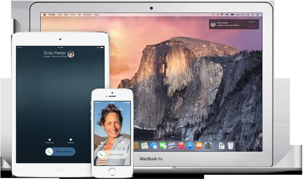 Apple continuity is amazing