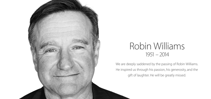 Q&A: Why did Apple honour Robin Williams on their site?