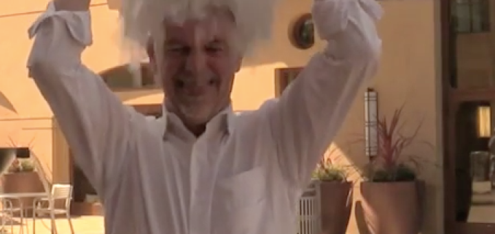 Netflix CEO Reed Hastings Takes on ALS Ice Bucket Challenge