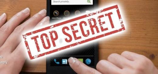 secret smartphone