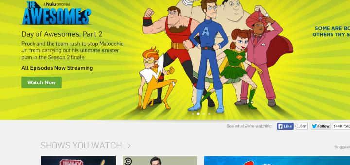 Hulu - get rid of ads