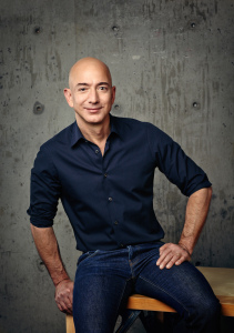 jeff bezos The Everything Store