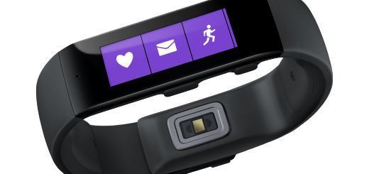 Microsoft Band wearable - Microsoft turnaround