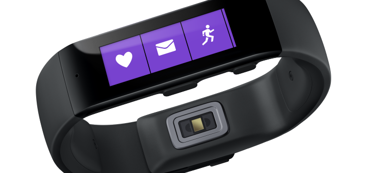 Microsoft Band wearable - Microsoft turnaround