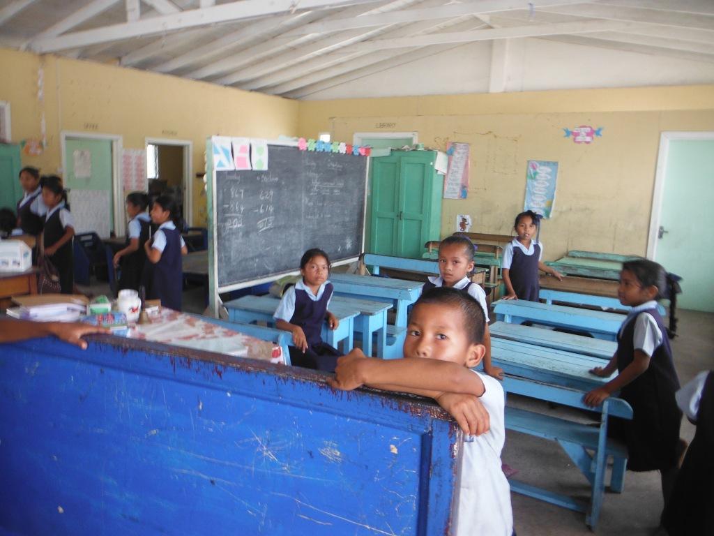 3rd World School