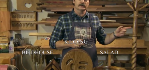Nick Offerman Wooden Emojis video conan